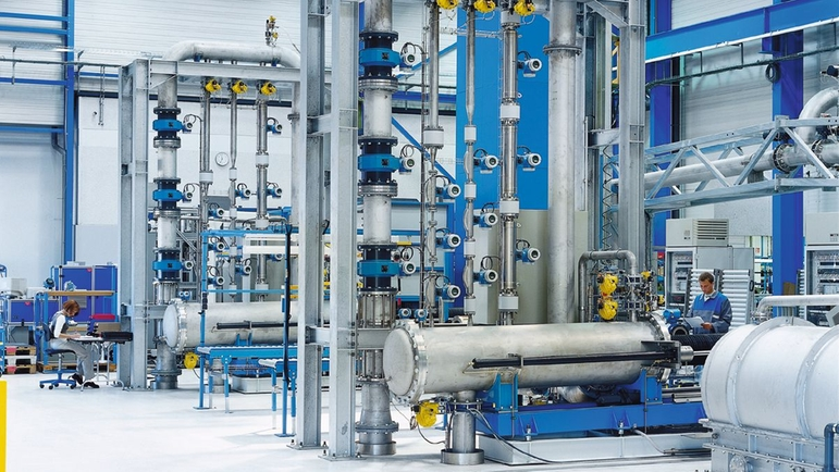 Technology and production plants