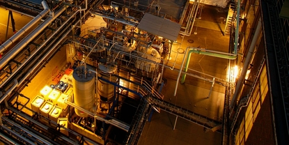 The chemical industry specialist Clariant relies on standardized automation solutions.